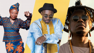 Top 10 des albums Afrique de l'année 2019