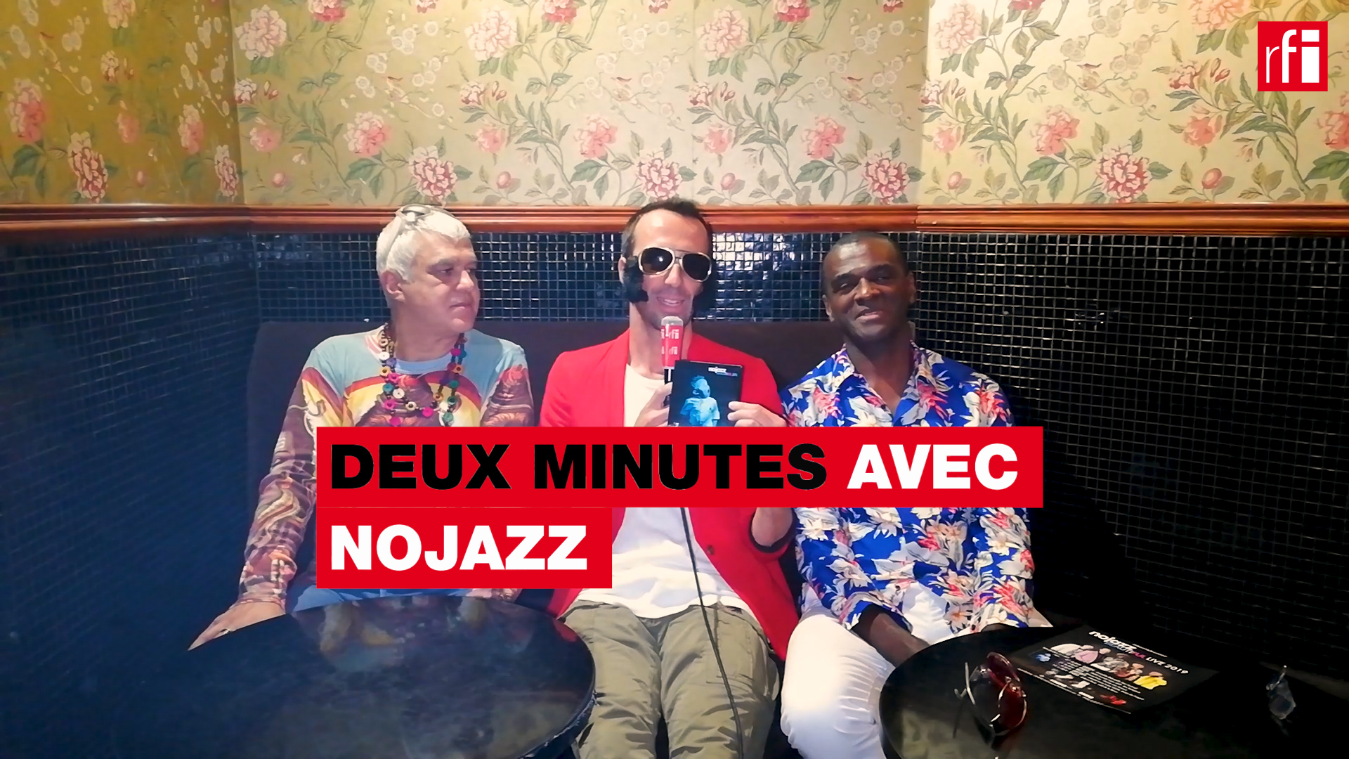 Deux minutes avec NoJazz