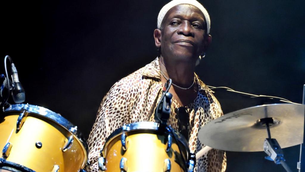 Tony Allen, mythique batteur d'afrobeat, est mort [Vidéo]