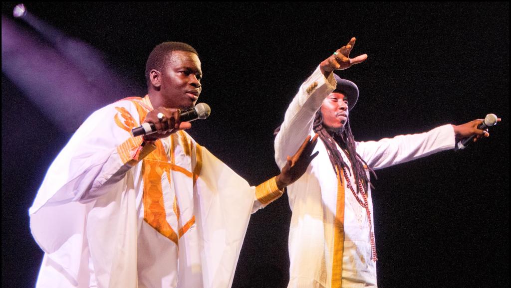 Afro-club, le hit des platines avec Rotimi, Daara J Family et Fally
