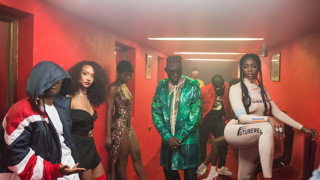 Communauté afro-caribéenne du Royaume-Uni.