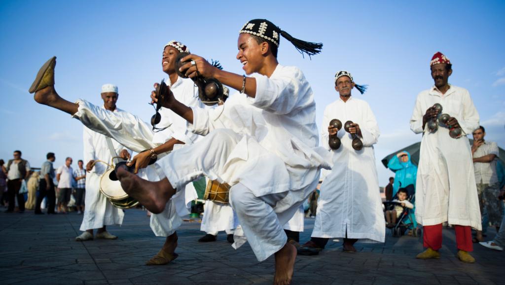 Un grand jour pour la musique gnaoua