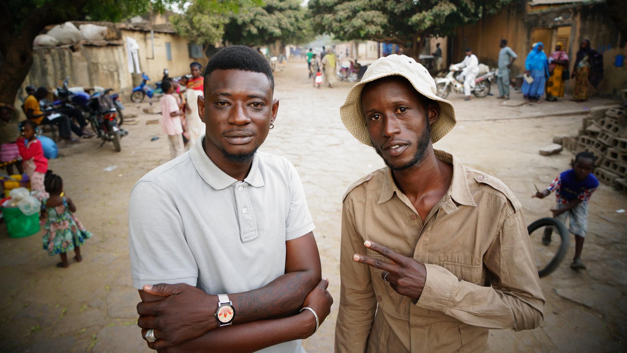 MC Waraba et Mélèké Tchatcho, les nouveaux héros du Balani Show de