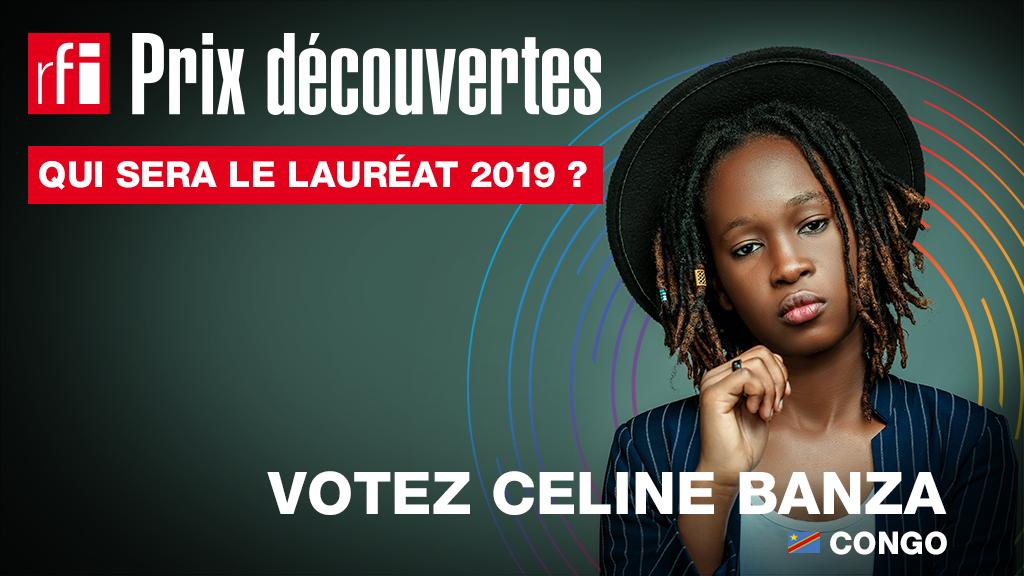 Céline Banza - République Démocratique Congo